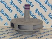 Impeller: 2.5HP JACUZZI® Premium Pump ASSY (2002+ J-300/J-200 series)