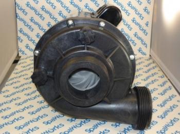 Pump & Motor: 2.5HP,2 Speed,230V, 3:00 O'Clock (2002+ J-300/J-200 series)