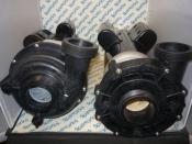 Pump & Motor: 2.5HP,2 Speed,230V, 1:30 O'Clock