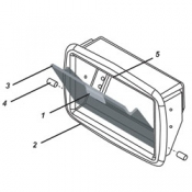 Door: Enclosure stereo 2002+
