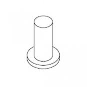 Plug: Spigot 1/4in