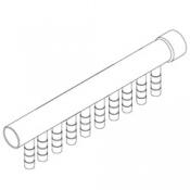 Manifold: Air 10 Barb 3/8in x