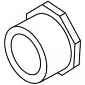 Plug: 3/4in Rubber