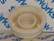 Filter Fill Hose Adapter: 2002+ J-300 Series