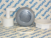 Skimmer/Filter Wall Fitting w/ Stainer (2002+ J-300 Series)