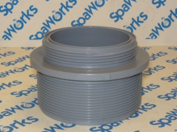 6541-220 Fitting: Wall Diverter 2002