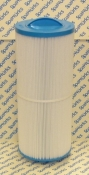 Filter: 60 sq/ft w/ Cap, 6 5/8in x 15.5in, (2002-2008 J-300 Series)