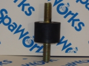 Insulator: 3/4in for Motor Base (2002+ models)