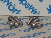 Screw Set for JACUZZI® Premium Pump ASSY (2002+ J-200/J-300 series)