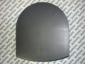 Filter Lid: Maax Grille Graphite